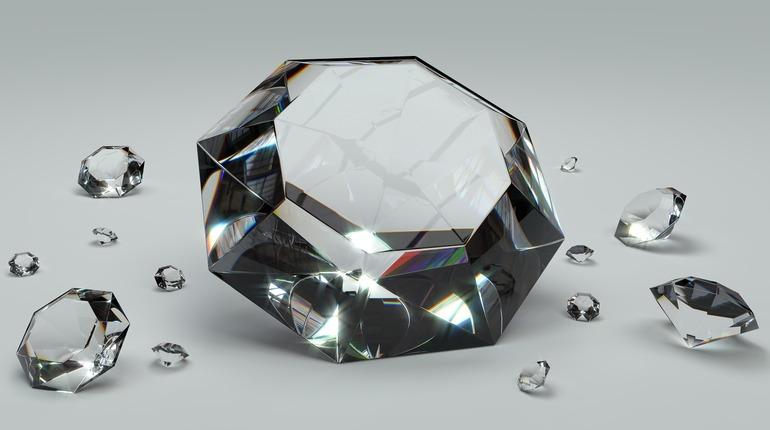 В Якутии обнаружены алмазы массой 97,92 и 85,62 карата