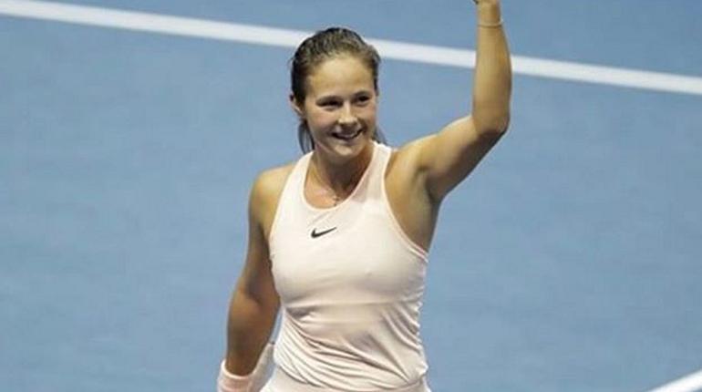 Касаткина не прорвалась в финал Ladies Trophy в Петербурге