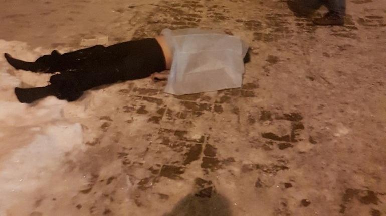 При пожаре наВасильевском погибли двое