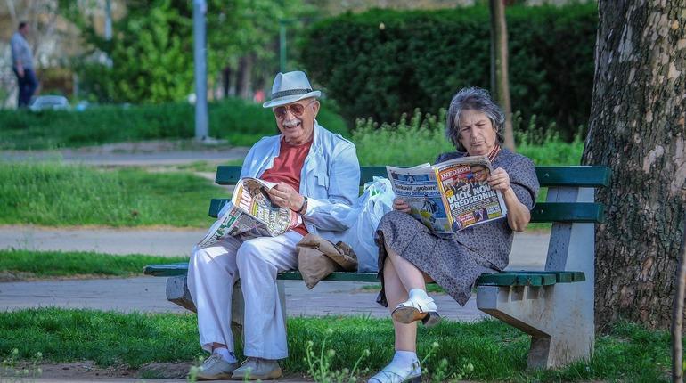 Обеспеченные пенсионеры смогут получить свою пенсию