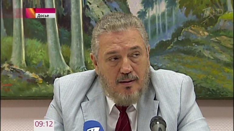 На Кубе похоронили сына Фиделя Кастро покончившего жизнь самоубийством