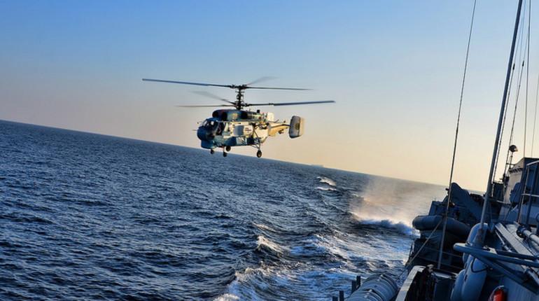 ВМФ получит около 50 противолодочных вертолетов
