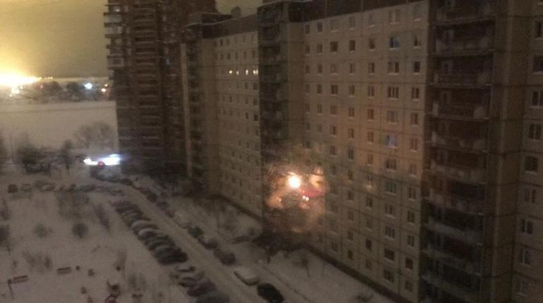 В Рыбацком без электричества остались 10 домов