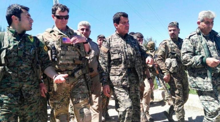 Коалиция США атаковала сторонников Асада в Сирии