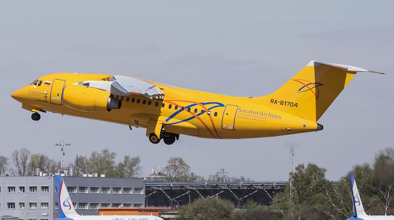 Flightradar24: разбившийся Ан-148 был выпущен 8 лет назад