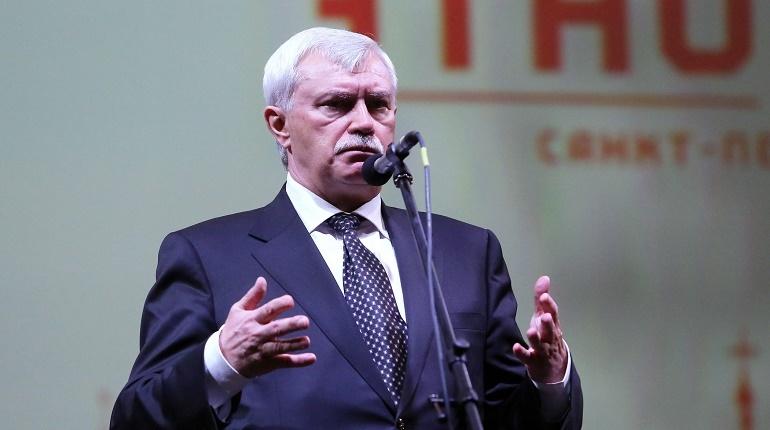 Георгий Полтавченко: тихий губернатор на пороховой бочке