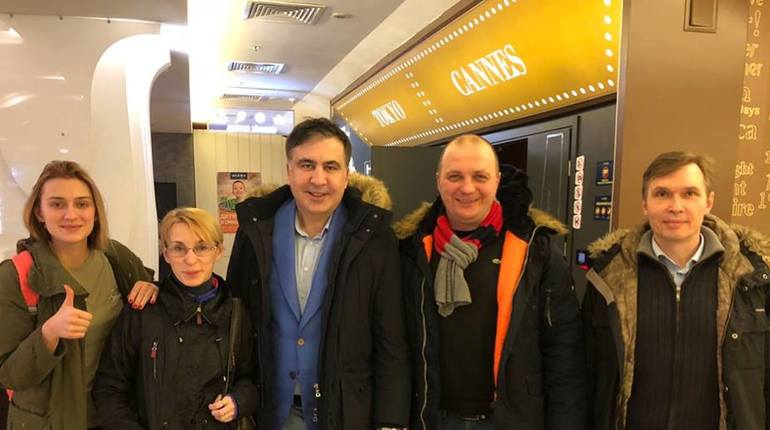 Саакашвили поведал что его прабабушка спасла Сталина от смерти