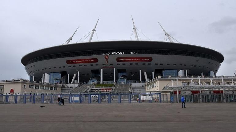 В дороги к стадиону на Крестовском закатают 40 миллионов