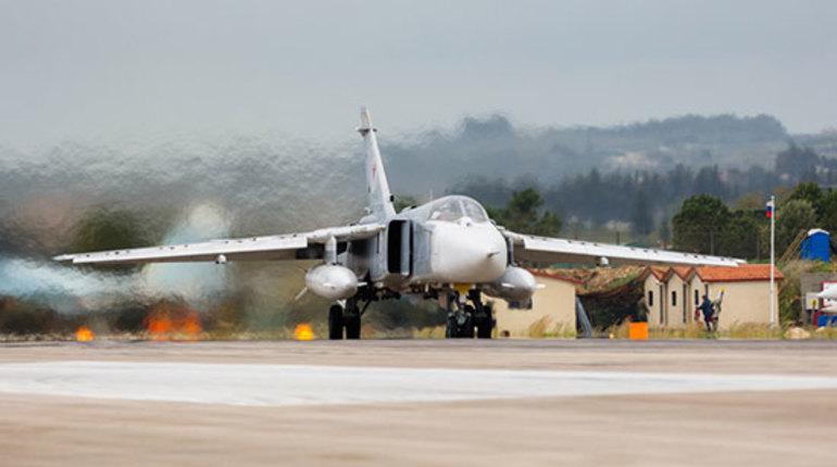 В Минобороны отрицают атаку на авиабазу Хмеймим