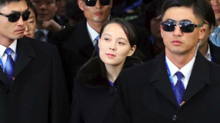 Сестра Ким Чен Ына внушила страх пользователям Сети