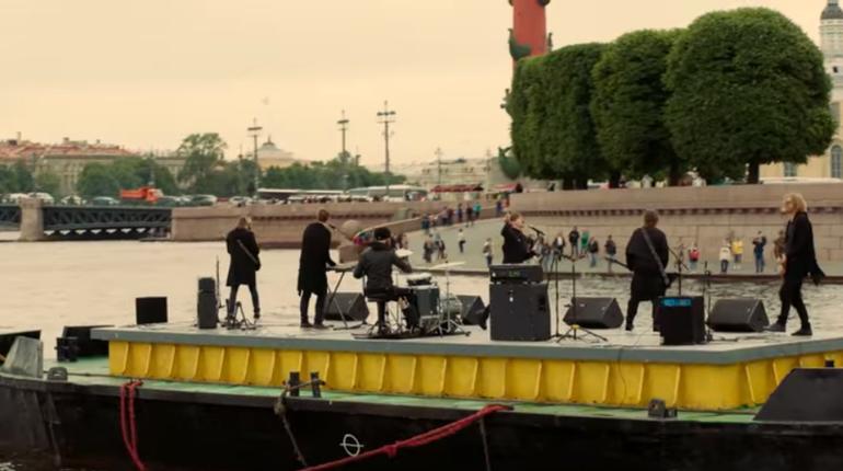 Снятый вПетербурге клип Би-2 набрал 40 000 просмотров