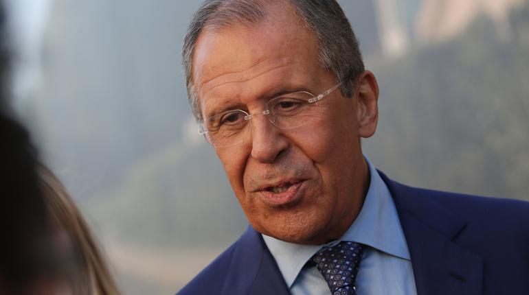 Лавров назвал заявления о «вмешательстве» России «трепотней»