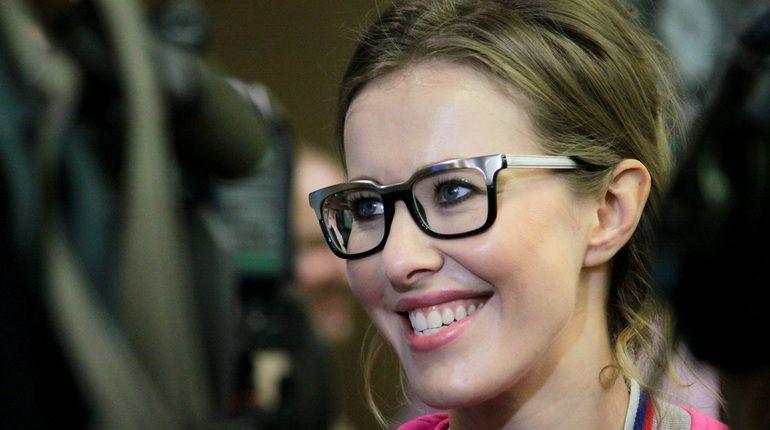 Собчак призвала не судить ее за слова о Крыме