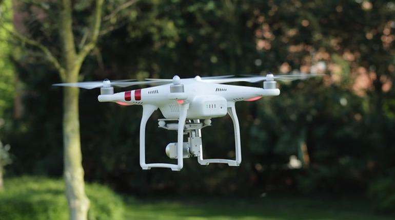 Samsung запатентовала дрон, который управляется взглядом