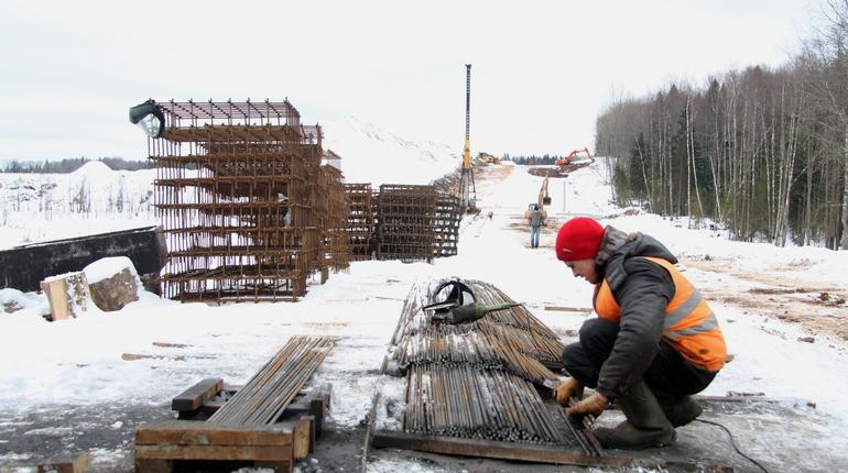Петербург неполучит дополнительных денежных средств изфедерального бюджета наремонт дорог