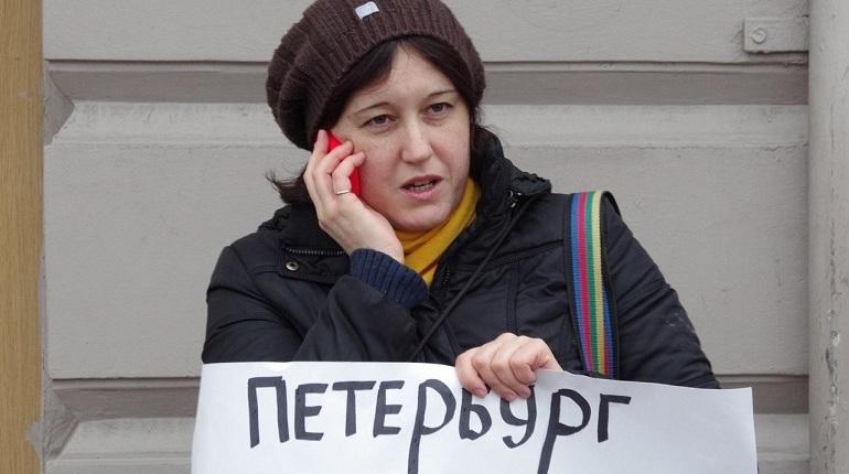 Один из самых известных петербургских активистов — Наталья Сивохина. Общественной деятельностью она начала заниматься в 2009 году.