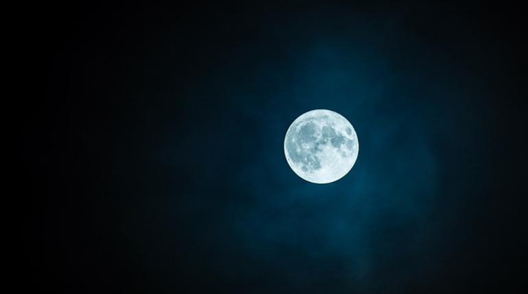 Редкая'голубая Луна разочарует мечтателей
