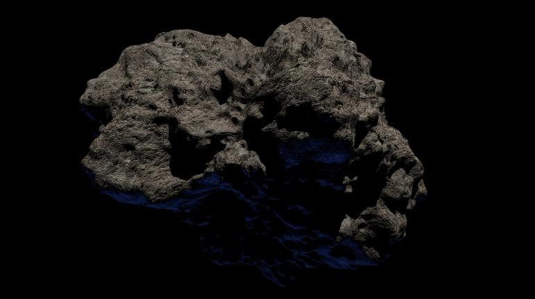 Российские учёные смоделировали уничтожение астероида