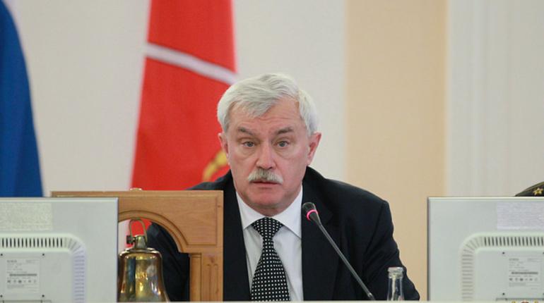 Полтавченко взял на работу в Смольный бывшего топ-менеджера «Аэрофлота»