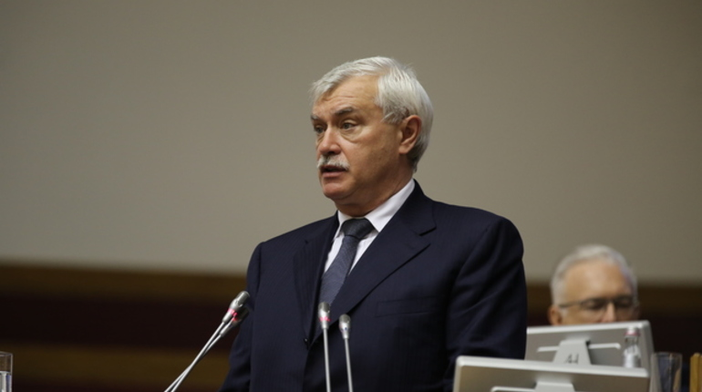 Собчак хочет добиваться отставки Полтавченко