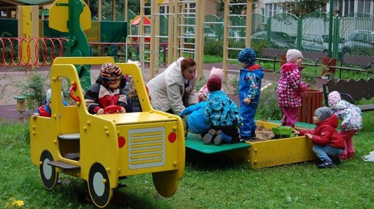 Два новых детсада открылись в Петербурге