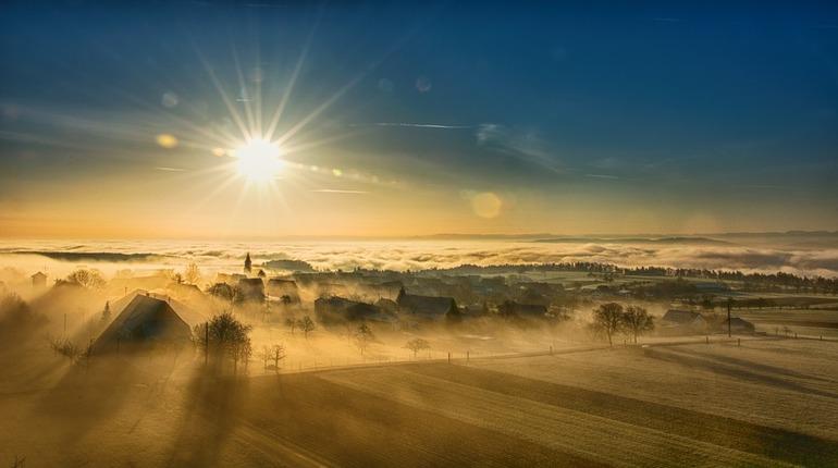 Ученые: Земля опустится вцентр Солнца после замедления вращения