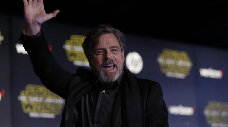 Марк Хэмилл получит свою звезду наголливудской Аллее славы