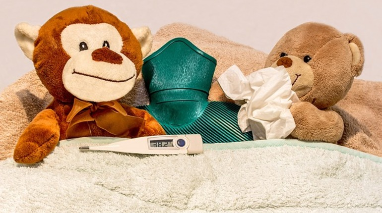 В Петербурге вдвое увеличилось число заболевших гриппом