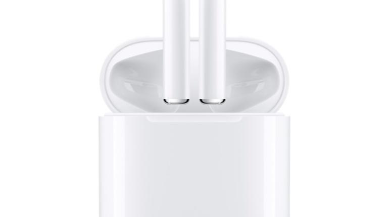 Новые наушники Apple защитят от дождя