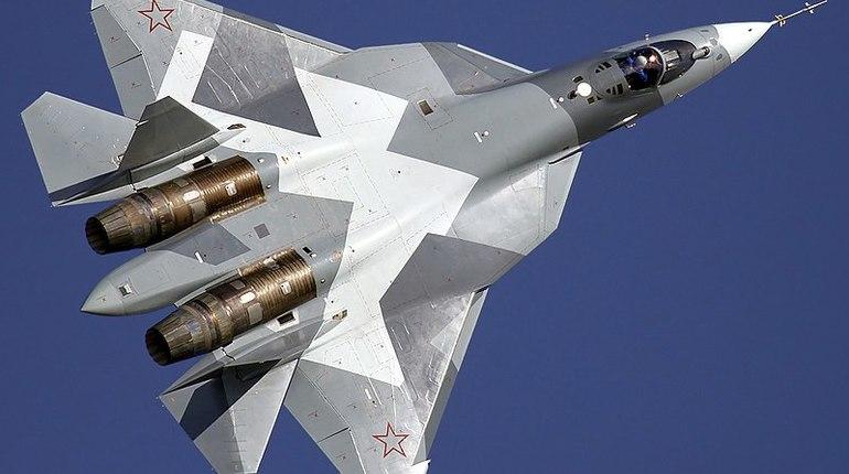 В США похвалили истребитель Су-57