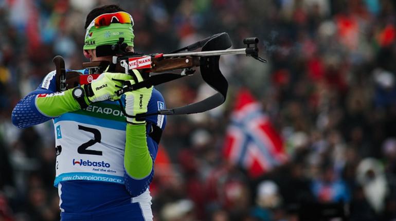 Чехия будет бойкотировать этап Кубка мира по биатлону в России