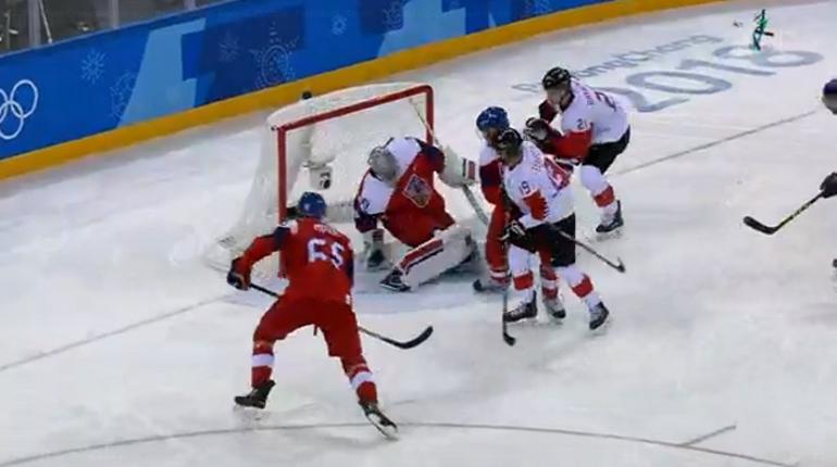 Вячеслав Войнов открыл счет вматче сГерманией вфинале Олимпиады