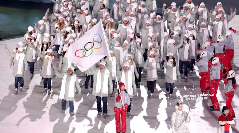 Олимпиада-2018 вПхенчхане объявлена закрытой