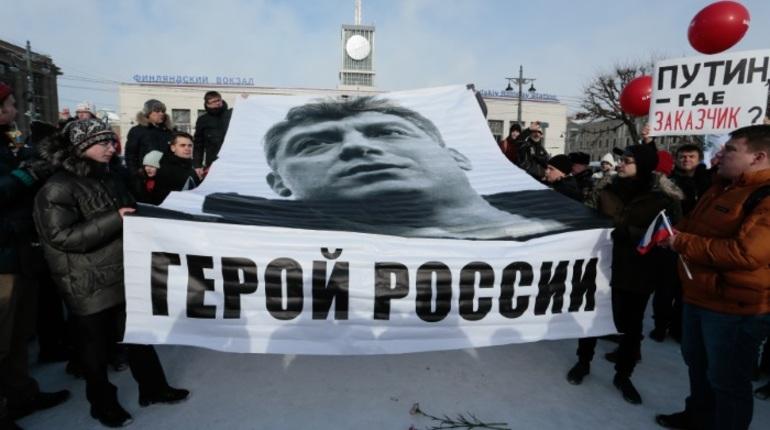 Митинг Немцова в Петербурге: хайп на костях