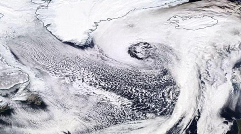 На30 градусов выше нормы: вАрктике зафиксирована аномально высокая температура