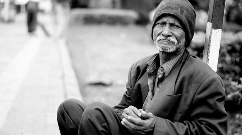 В Петербурге в начале марта пройдет «День бездомного человека»