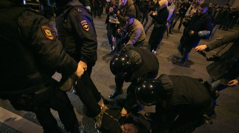 ВПетербурге отказались возрождать митинги наДворцовой иНевском
