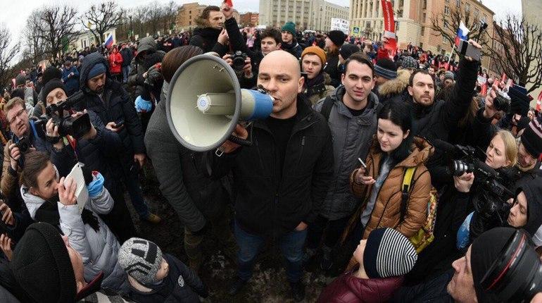 В северной столице  задержали координатора «Открытой России»