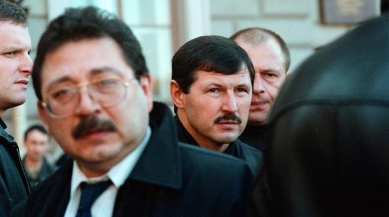 Барсуков-Кумарин отрицает свою вину в создании «тамбовской» ОПГ