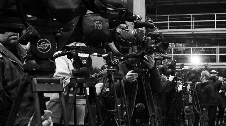 Журналисты из США не дали в обиду российских коллег