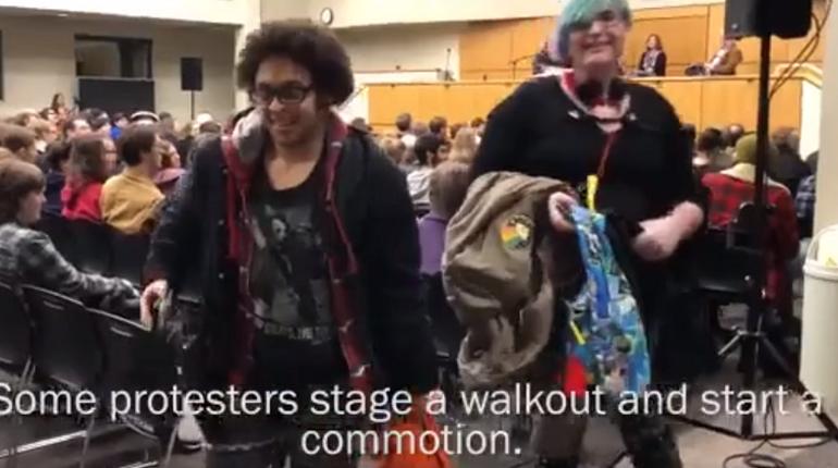 Американский профессор разозлила студентов словами о гендерном различие