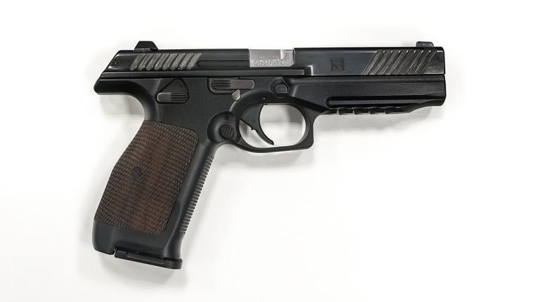 Концерн «Калашников» выпустит новый пистолет Лебедева