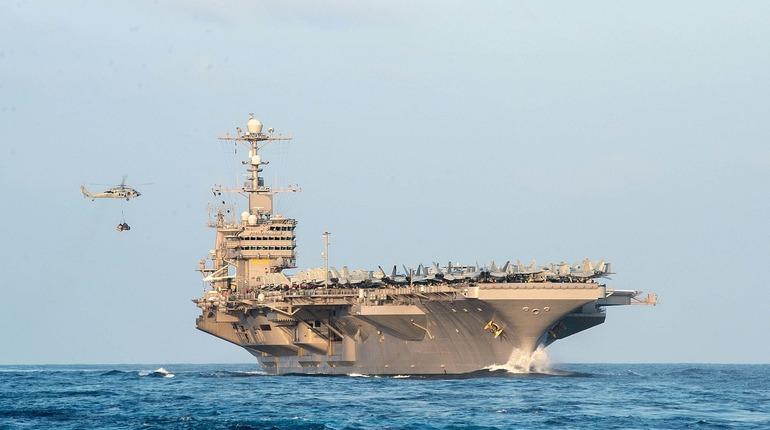 Японская женщина впервые стала командиром группы боевых кораблей