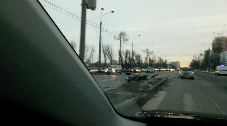 Сбитый в кировском районе заходил сайт