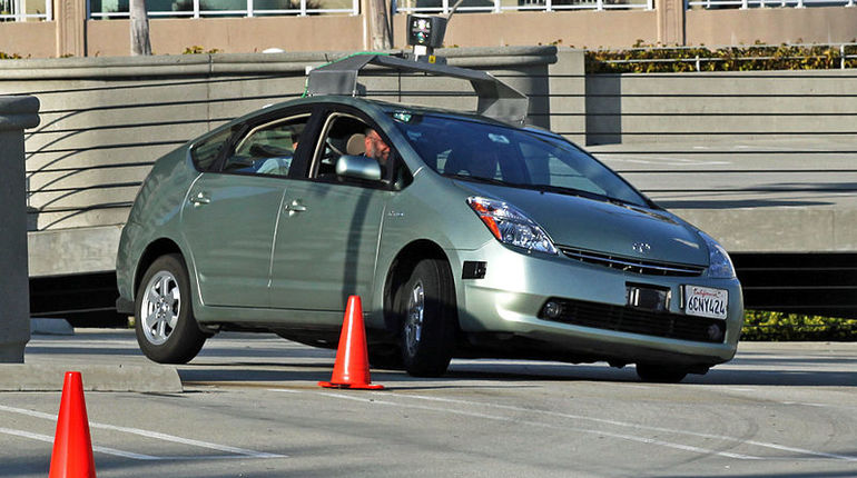 Беспилотные авто научились сканировать слепые зоны с помощью лазера