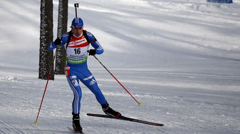 Шипулин занял третью позицию в общем зачёте Кубка мира по биатлону