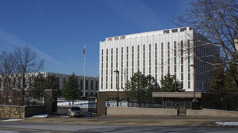 Посольство РФ в США готово доказать факт запроса встречи с Тиллерсоном