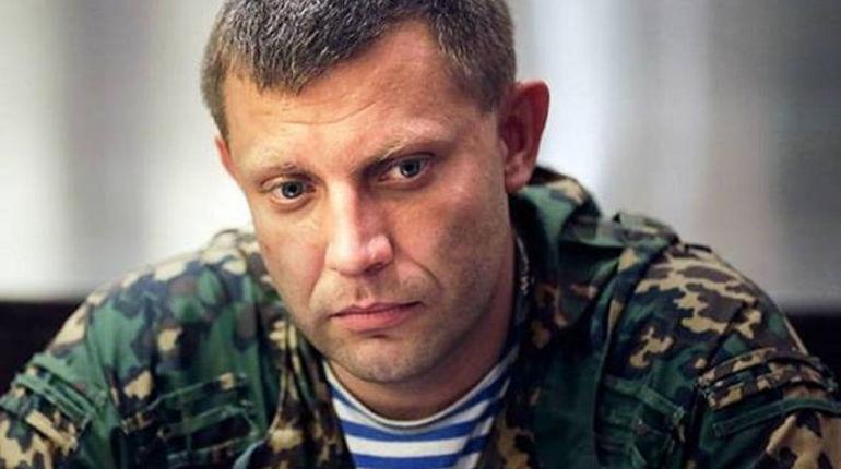 Захарченко сравнил задержание Рубена на Украине с дешевым боевиком