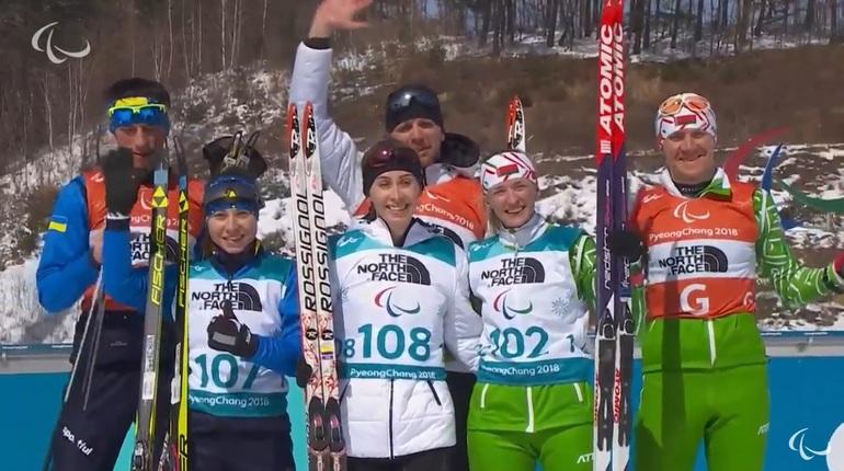 Чемпионка Паралимпиады Лысова призналась, что волновалась перед стартом