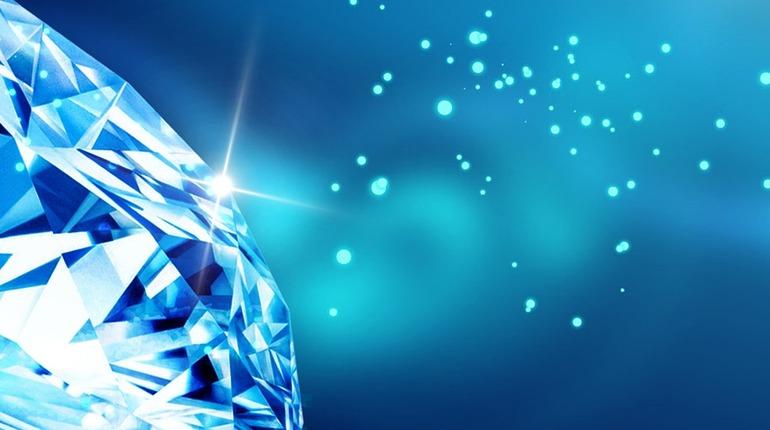 Ученые обнаружили алмаз с кусками «космического» льда